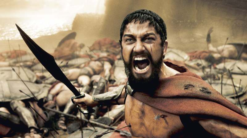 """""""300"""" movie review"""