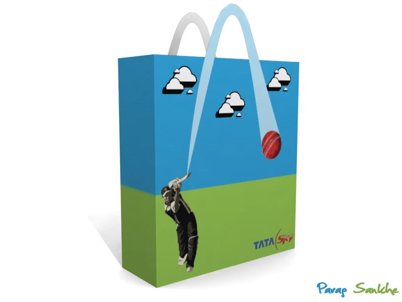 Tata sky goody bag