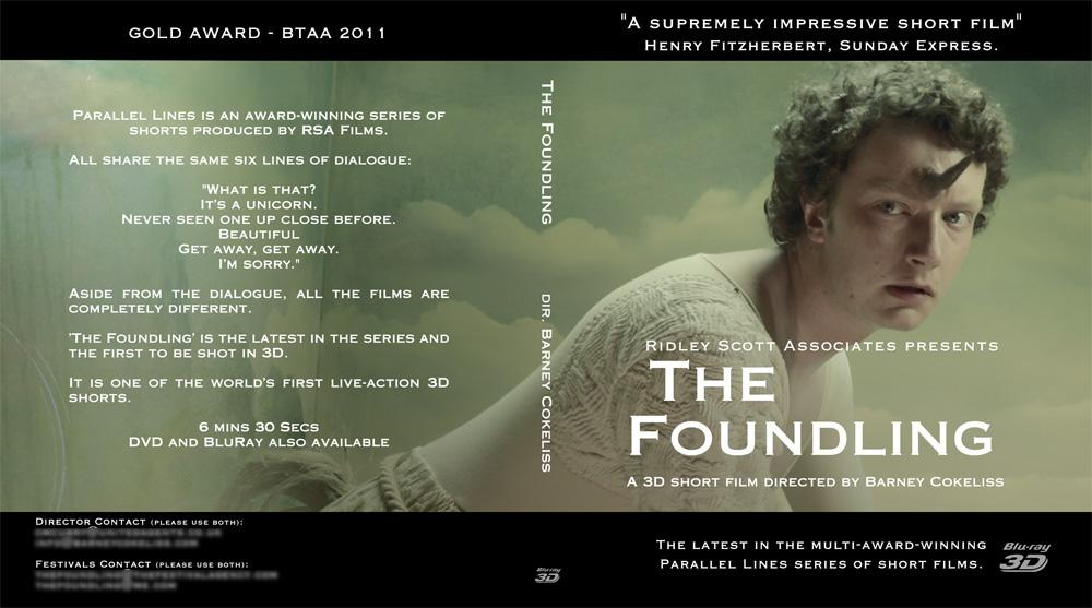 The Foundling 3D BD Design