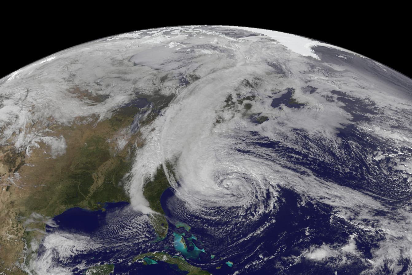 Hurricane Sandy: Frankenstorm LIVE Coverage