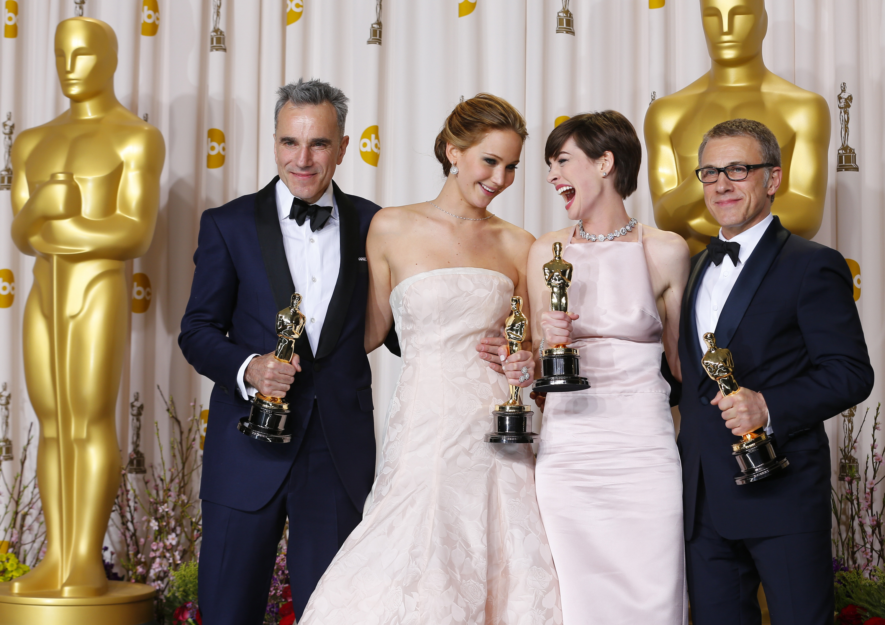Oscars 2013: list of winners and nominees in full