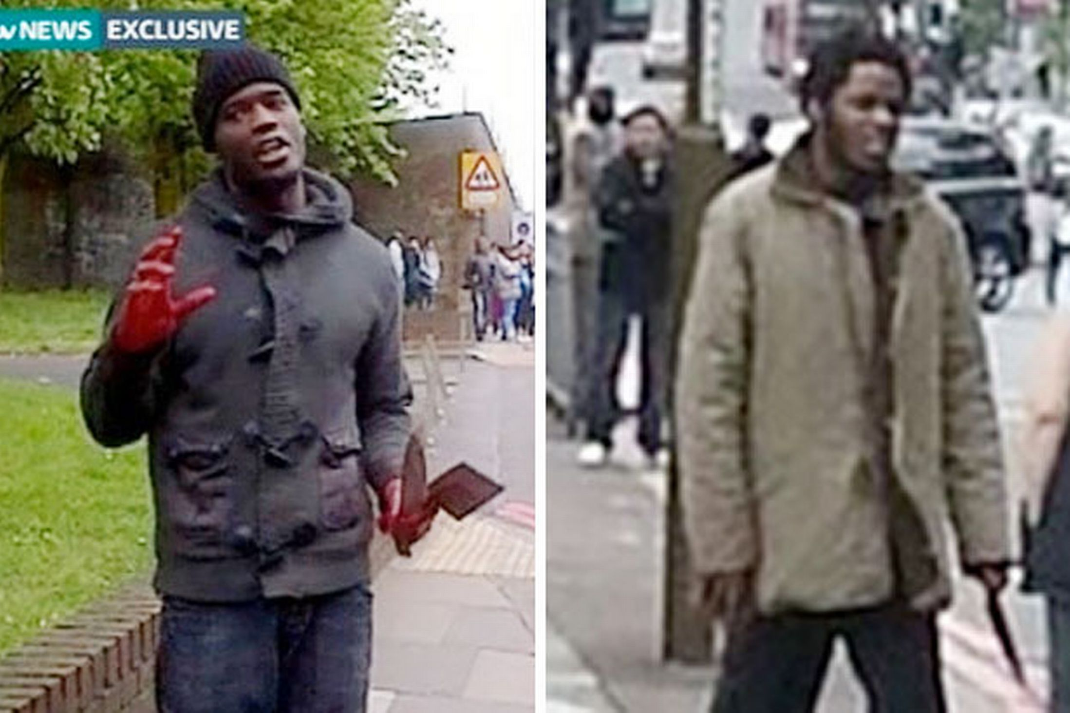 British Soldier Hacked to Death in London Street