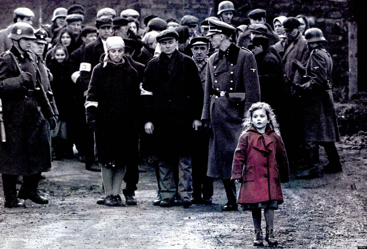 Schindler's List: A significant and captivating film that everyone needs to experience.
