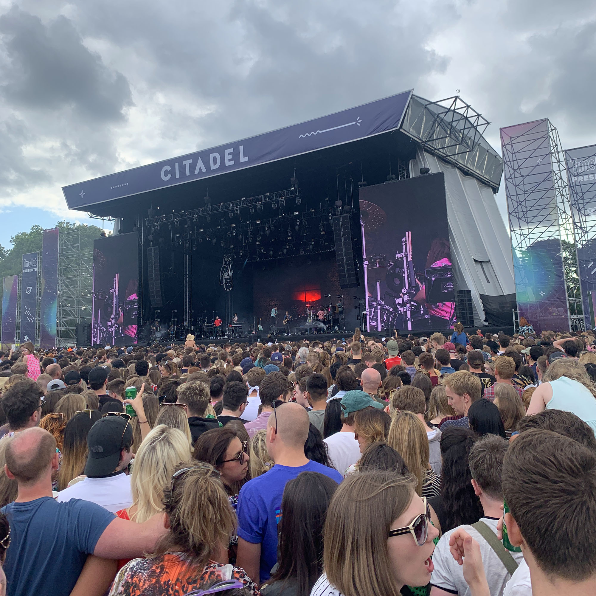Who else was at the   CitadelFestival  2019 ?